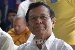 Campuchia vẫn tiếp tục tạm giam cựu chủ tịch đảng CNRP