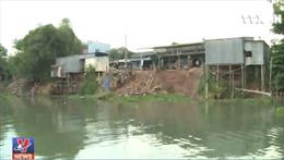 Nguy cơ tan rã Đồng bằng sông Cửu Long