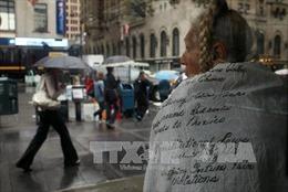 Mỹ: Kinh tế phục hồi không giúp thu hẹp khoảng cách giàu - nghèo