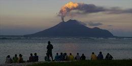 Núi lửa ở Vanuatu hoạt động mạnh, 11 nghìn dân sơ tán