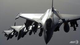 Mỹ tiếp tục không kích IS ở Libya