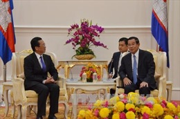 Campuchia luôn ủng hộ thúc đẩy quan hệ hợp tác với Việt Nam