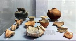 Triển lãm 'Gốm Óc Eo - nghệ thuật đặc sắc Phù Nam'