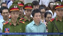 Hình ảnh tòa tuyên án Hà Văn Thắm và các đồng phạm