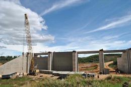 Thủy điện Đăk Pô Cô sẽ phát điện trong tháng 10