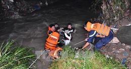 Đồng Nai khẩn trương tìm kiếm nạn nhân bị nước cuốn trôi trong đêm