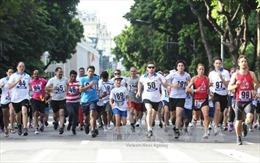 Chung kết Giải chạy Báo Hà Nội mới mở rộng lần thứ 44