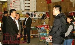 Phát triển, nâng tầm quan hệ hữu nghị truyền thống Việt Nam - CH Séc