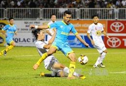 V.League 2017: Sanna Khánh Hòa BVN thắng thuyết phục Hoàng Anh Gia Lai 4 - 2