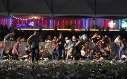 Xả súng tại sòng bạc ở Las Vegas, nhiều người bị thương