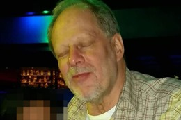 Vụ xả súng đẫm máu nhất lịch sử Mỹ ở Las Vegas: Đã xác định danh tính nghi phạm