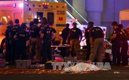 Vụ xả súng ở Las Vegas: Số thương vong tăng lên 573 người