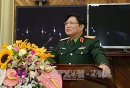 Đại tướng Ngô Xuân Lịch thăm Myanmar thúc đẩy quan hệ quốc phòng
