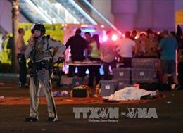 Vụ xả súng tại Las Vegas: Thế giới tiếp tục lên án hành động tội ác