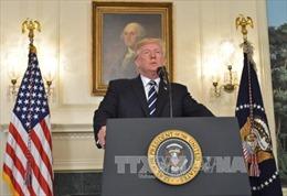 Tổng thống Mỹ mô tả hung thủ xả súng tại Las Vegas là 'điên loạn'