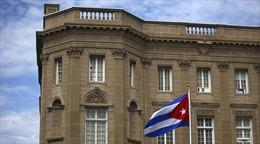 Mỹ ra lệnh trục xuất 15 nhà ngoại giao Cuba