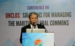 Hội thảo về các giải pháp quản lý những điểm chung toàn cầu trên biển