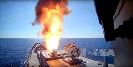 Tiếp tục đòn tấn công dồn dập, tàu ngầm Nga lại dội tên lửa hành trình diệt IS ở Syria