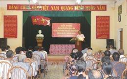 Đoàn đại biểu Quốc hội TP Đà Nẵng và tỉnh Hà Nam tiếp xúc cử tri
