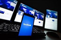Ireland điều tra Facebook vì 'lỗ hổng' dữ liệu ảnh hưởng 50 triệu tài khoản