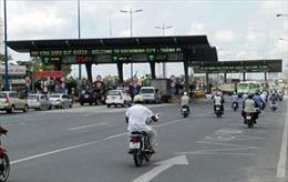 TP Hồ Chí Minh sẽ có 3 trạm thu phí đường bộ BOT không dừng