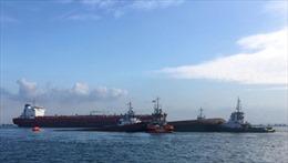 Tìm thấy 13 thi thể thuyền viên sau vụ va chạm tàu cá Trung Quốc và tàu chở dầu