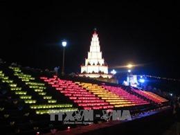 Hàng vạn người dân dự Lễ cầu an và hội hoa đăng Côn Sơn - Kiếp Bạc