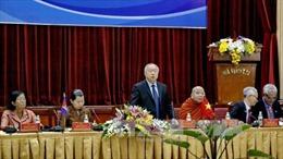 Đẩy mạnh giao lưu hữu nghị, hợp tác giữa nhân dân Việt Nam và Campuchia