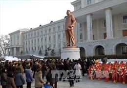 Triều Tiên kỷ niệm ngày cố lãnh đạo Kim Jong-il lên nắm quyền