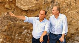 Món quà sinh nhật bất ngờ cựu Thủ tướng Italy tặng Tổng thống Putin