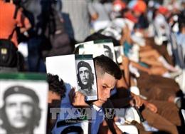 Cuba long trọng kỷ niệm 50 năm ngày 'Che' Guevara hy sinh