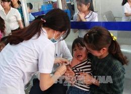 Tiêm miễn phí vắc xin viêm não Nhật Bản cho trẻ em vùng có nguy cơ cao