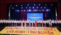 Dự thảo Báo cáo chính trị Đại hội Đoàn toàn quốc lần thứ XI