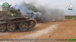 Vừa tuyên bố mở chiến dịch ở Idlib, Thổ Nhĩ Kỳ dội hỏa lực tới tấp vào phiến quân