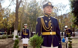 Ngắm các 'nữ hoàng bầu trời' tương lai của quân đội Nga