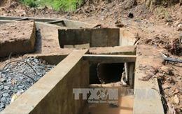 Tìm thấy thi thể nạn nhân bị rơi xuống cống không có nắp đậy tại Thanh Hóa