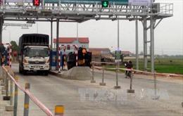 Thêm trạm Hoàng Mai trên Quốc lộ 1 áp dụng thu phí tự động không dừng