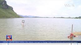 Nguy cơ vỡ đê hồ chứa nước lớn nhất Hà Nội