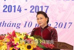 Chủ tịch Quốc hội: Mặt trận phải tiếp tục làm tốt vai trò tập hợp, lắng nghe ý kiến nhân dân
