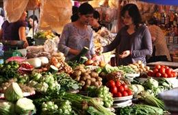Hà Nội: Giá rau xanh, thực phẩm tăng khoảng 30 - 50%