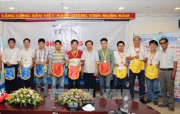 Nâng tầm chất lượng Giải cờ tướng Thông tấn xã Việt Nam mở rộng lần thứ 7