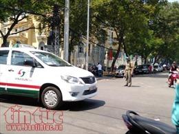 Xét xử sơ thẩm vụ án dân sự giữa Vinasun Corp và Grab Taxi Việt Nam