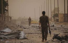 Nga tố liên quân Mỹ ném bom rải thảm vùng dân cư Raqqa