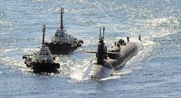 Đưa tàu ngầm chở 154 tên lửa Tomahawk tới bán đảo Triều Tiên, Mỹ định phát tín hiệu gì?
