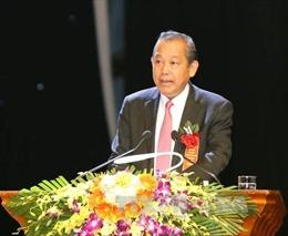 Phó Thủ tướng Trương Hòa Bình: Người dân đi chúc Tết 'Đã uống rượu, bia-không lái xe'