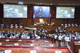 Quốc hội Campuchia thông qua 4 luật bầu cử sửa đổi, phòng CNRP giải thể