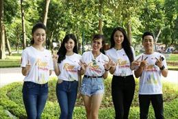 Dàn nghệ sĩ Việt đồng hành cùng chuỗi Bibo Mart 'Chạy vì trẻ em'