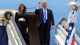 Chi tiết lịch trình chuyến công du châu Á của Tổng thống Mỹ Trump