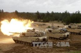 Tập trận đa quốc gia quy mô lớn tại Lítva