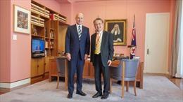 Australia đánh giá cao hợp tác Quốc hội với Việt Nam